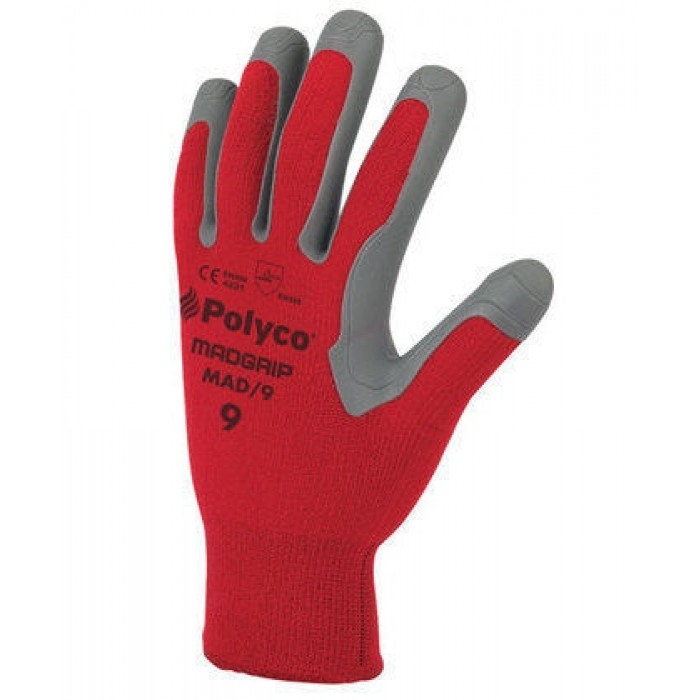 Polyco mad grip gloves
