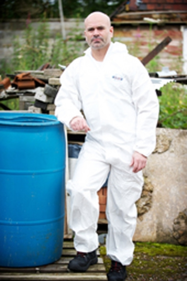 Disposable Coveralls Guidelines