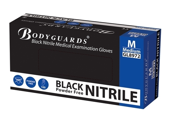 Why choose Bodyguard gloves?