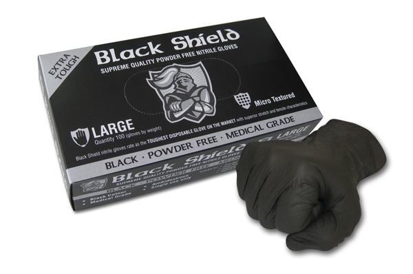 Shield disposable gloves