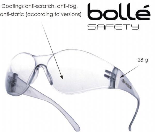 Bolle Safety Slam Eyewear