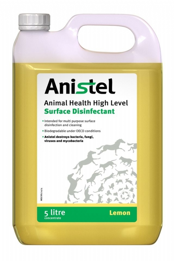 Anistel High Level Disinfectant for Kennels, Catteries & Animal Facilities