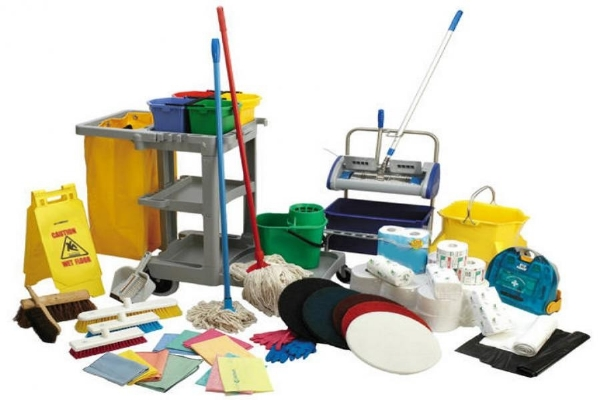Why we should be your go-to supplier for janitorial equipment in the UK