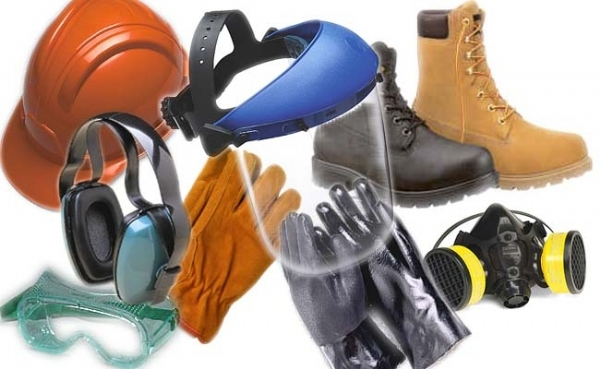 Why wear protective clothing at work?