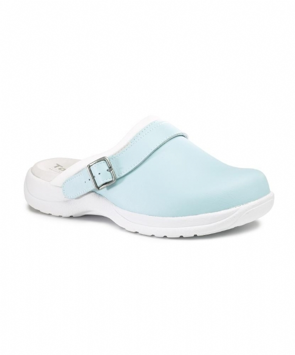 Toffeln clogs are perfect for work