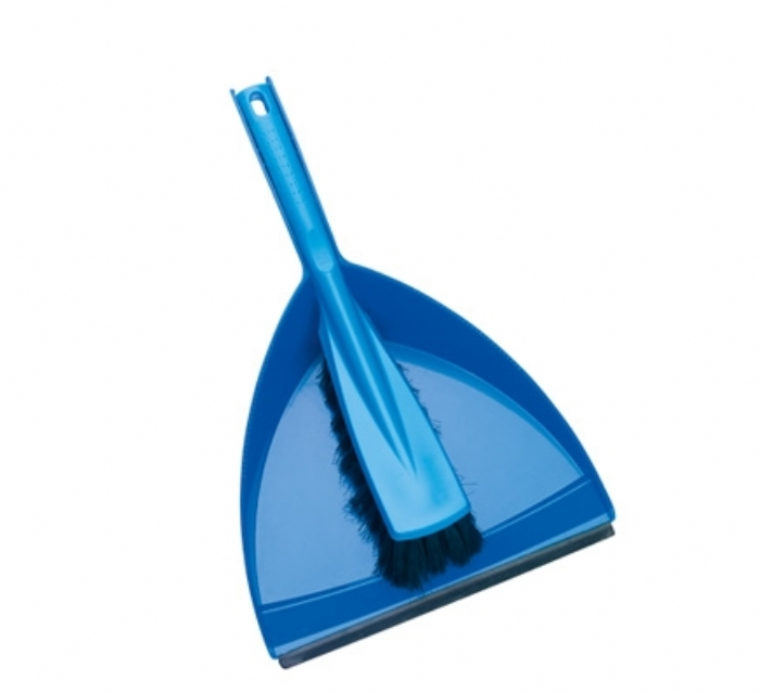 54001 Plastic Dustpan and Brush Set