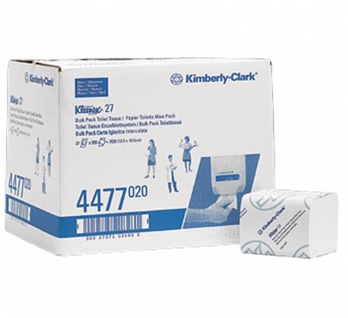 4477 KLEENEX 27 Bulk Pack Toilet Tissue