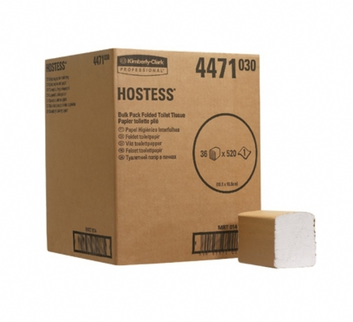 4471 HOSTESS 36 Bulk Pack Toilet Tissue