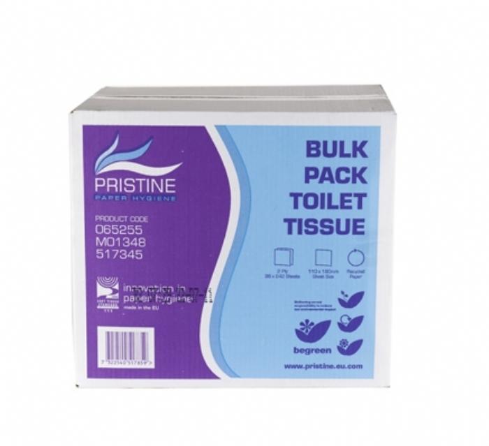 5381 Pristine Bulk Pack Toilet Tissue