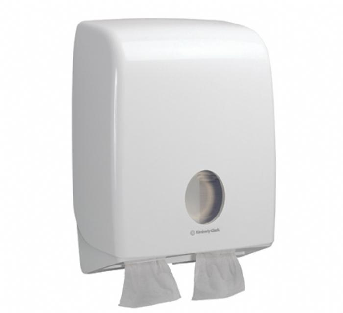 6990 AQUARIUS* High Capacity Folded Toilet Tissue Dispenser - Bulk Pack