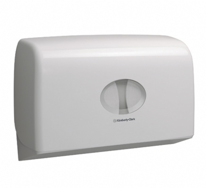6958 AQUARIUS* Single Small Roll Jumbo Toilet Tissue Dispenser