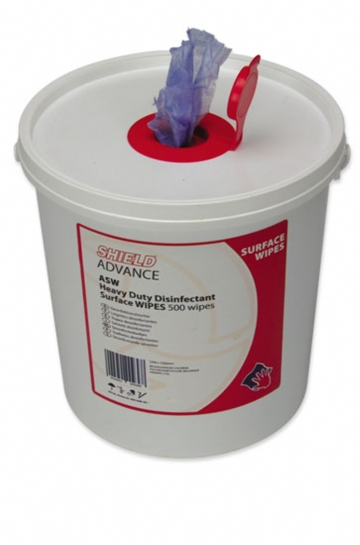 ASW/500 Heavy Duty Surface Disinfectant