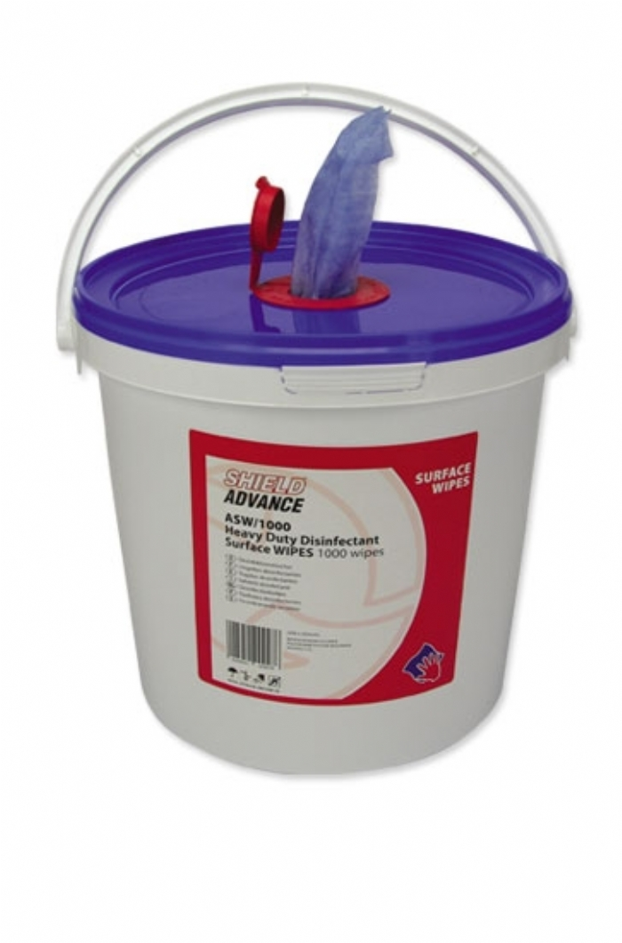 ASW/1000 Heavy Duty Surface Disinfectant