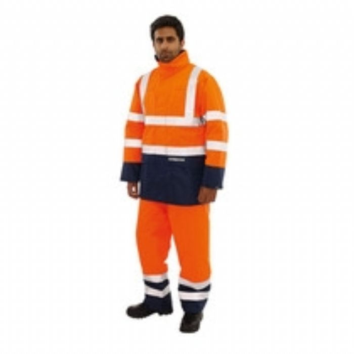 BlazeTEK EN 20471 Waterproof Flame Retardant Trousers