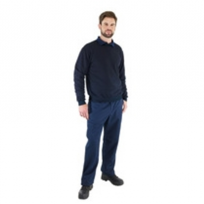BlazeTEK Flame Resistant Anti-Static Protal Sweatshirt
