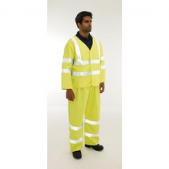 Blazetek F/R A/S High Visibility L/S Waistcoat