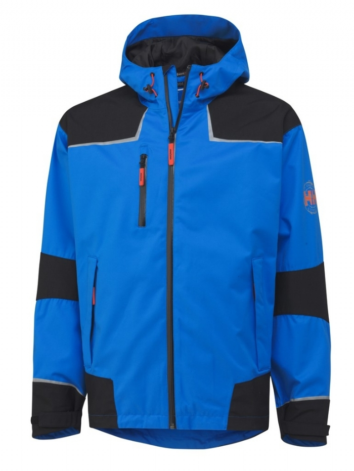 Helly Hansen Waterproof Chelsea Jacket- Racer Blue