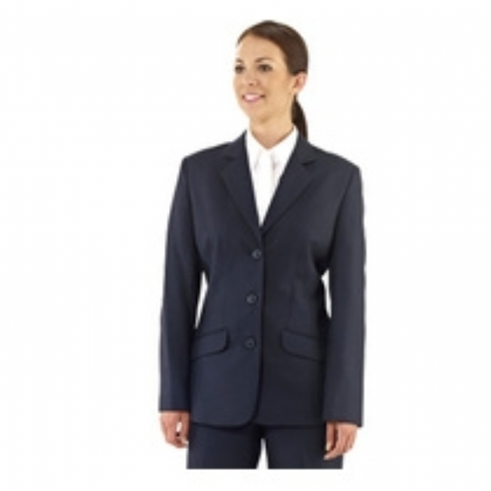 Ladies Bankside Polywool Suit Jacket - Navy Size 8-20