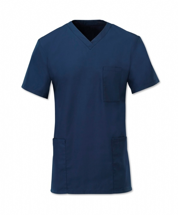 Scrub Tunic Sailor Blue