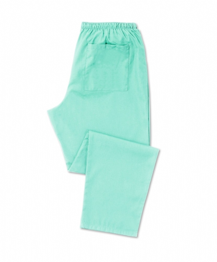 Scrub Trousers Aqua