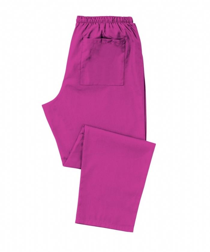 Scrub Trousers Magenta