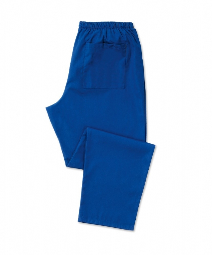 Scrub Trousers Royal Blue