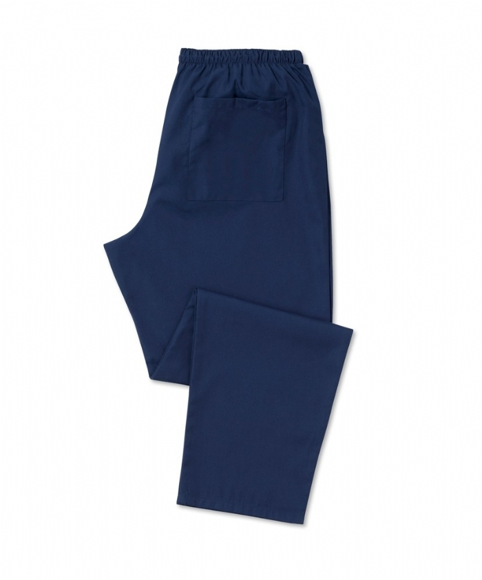 Scrub Trousers Sailor Navy
