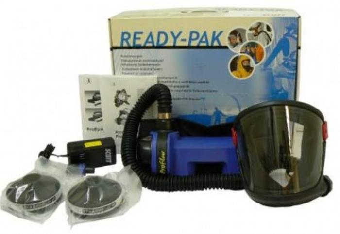 SCOTT Safety Proflow SC Promask Ready-Pak