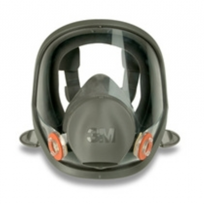 3M 6000 Series Class 1 Full Face Mask