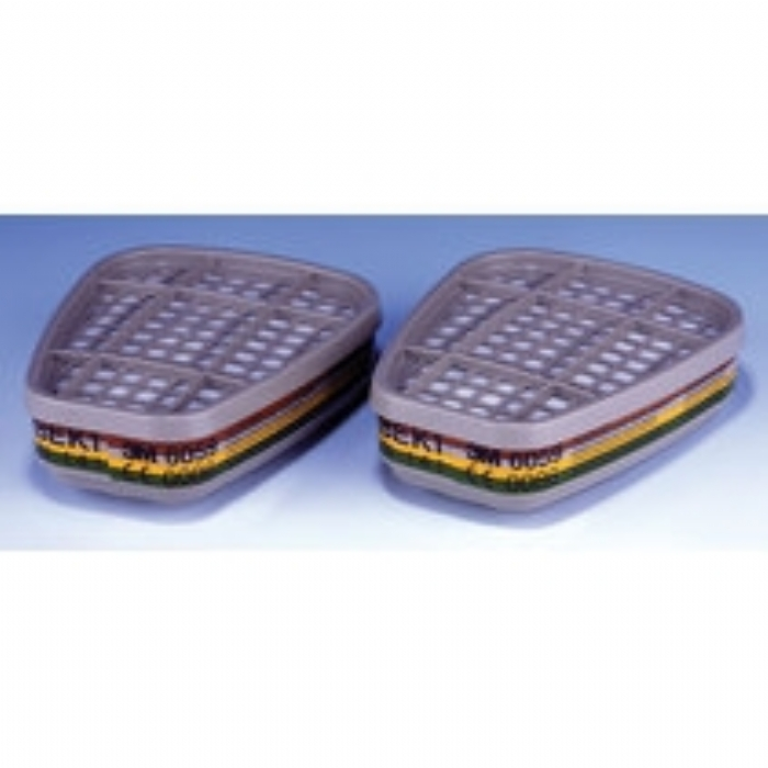 3M 6059 ABEK1 Gas and Vapour Filters - Class 1