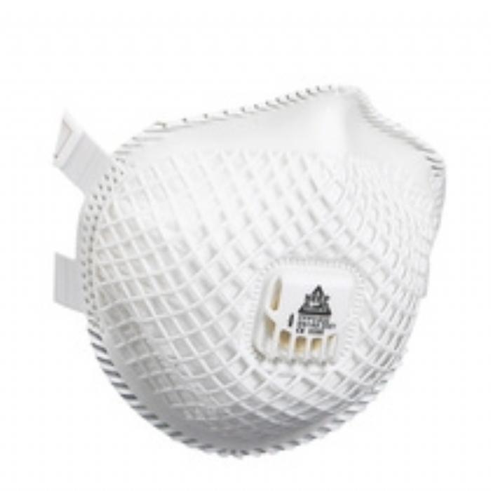Keep Safe XT Flexinet 3D Cup Shaped Valved Respirator