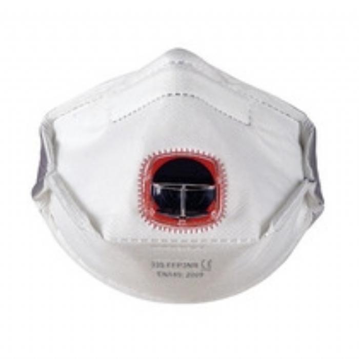 Keep Safe Pro FFP3 Flat Fold Valved Respirator