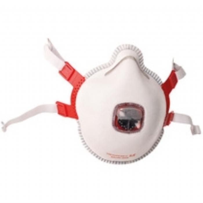 Keep Safe Pro FFP3 Cup-Shaped Valved Respirator