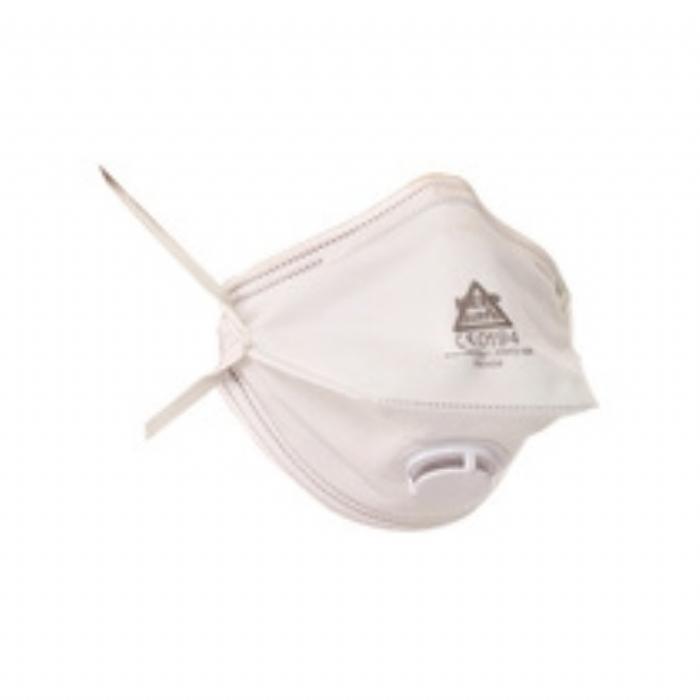 Keep Safe FFP3 Flat Fold Valved Respirator