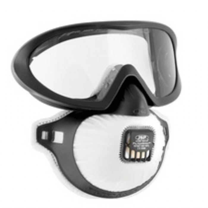 FilterSpec Pro Goggle with FMP3 Valve Filter FFP3
