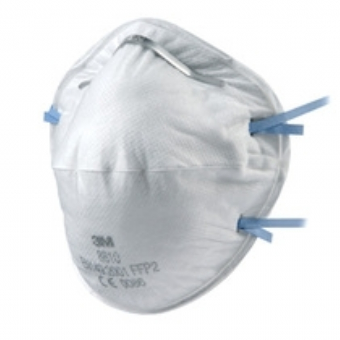 3M 8810 FFP2 Cup-Shaped Dust/Mist Respirator