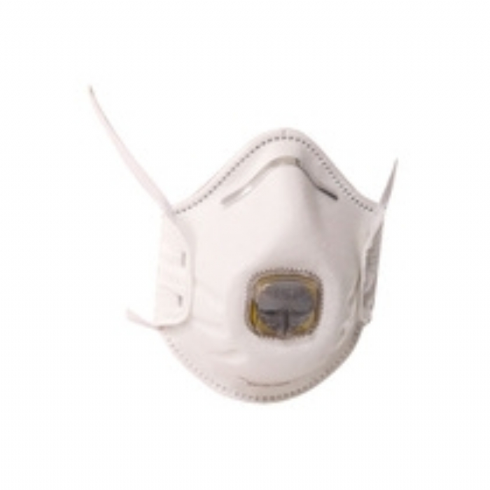 Keep Safe Extreme FFP2 Cup-Shaped Valved Disposable Respirator