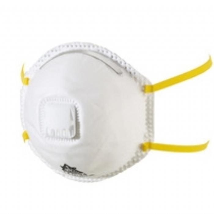 Keep Safe FFP2 Cup-Shaped Valved Respirator