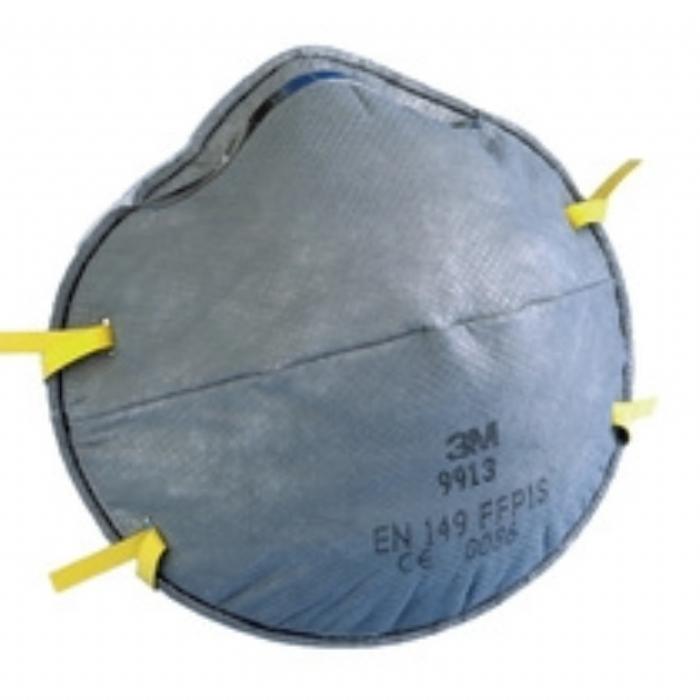3M 9913 Dust/Mist Nuisance Odour Respirator FFP1