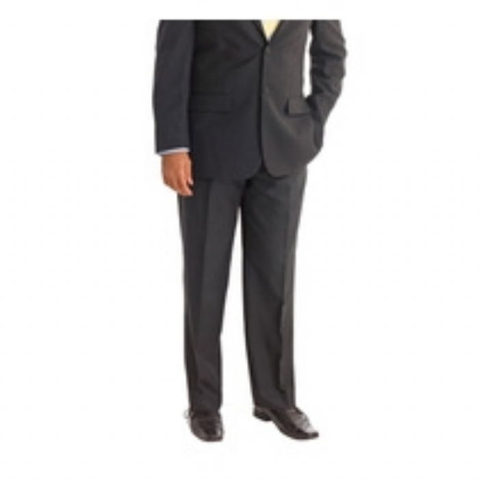 Men's Principle Polywool Trousers - CHARCOAL
