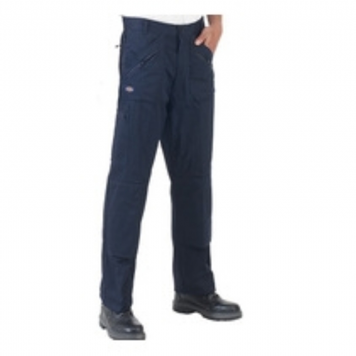 Dickies Redhawk Action Trousers - NAVY Reg Leg
