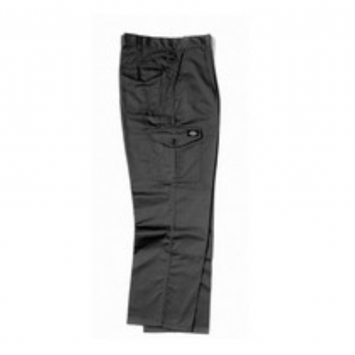 Dickies Redhawk Super Work Trousers - Short Leg - Black