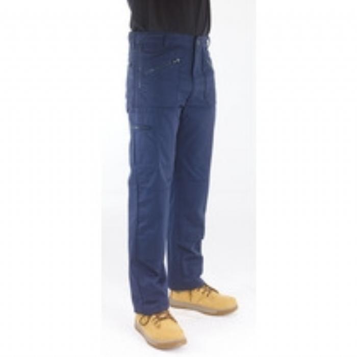 Endurance Work Trouser Regular - Navy