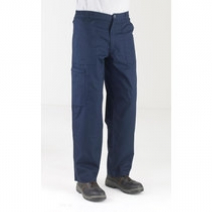 Endurance Mens Polycotton Trousers Long Leg
