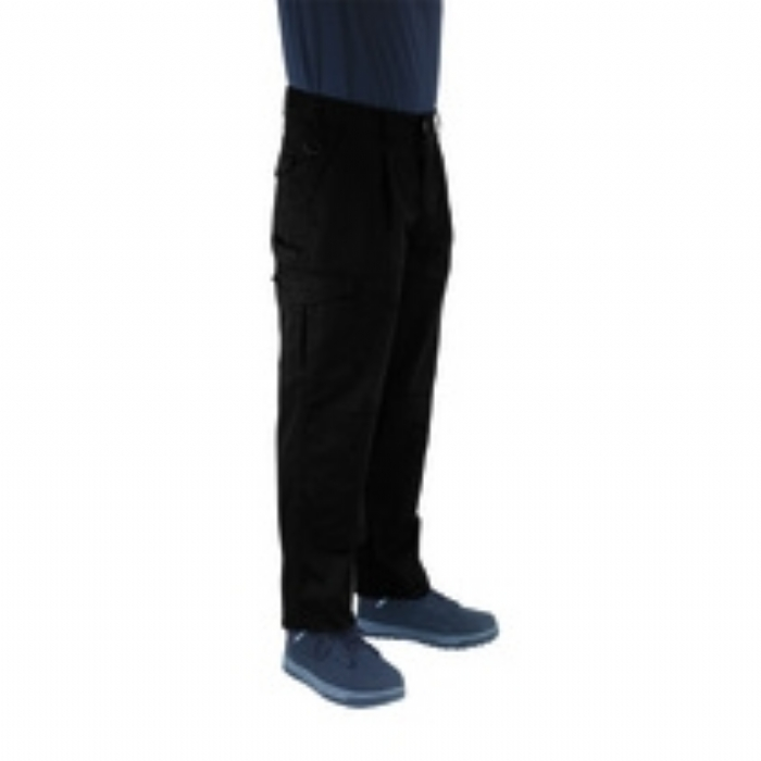 Endurance Work Trouser Reg Leg - Black