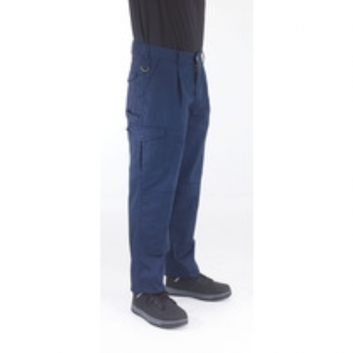 Endurance Work Trouser Short - Navy