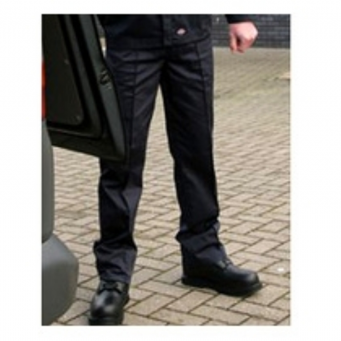 Dickies Redhawk Super Work Trousers - Long Leg - Black