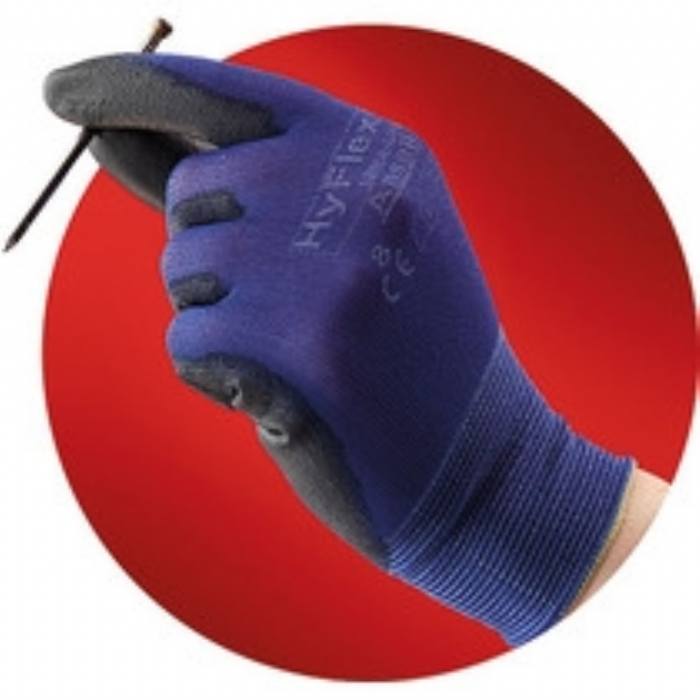 Ansell Hyflex PU Coated Glove