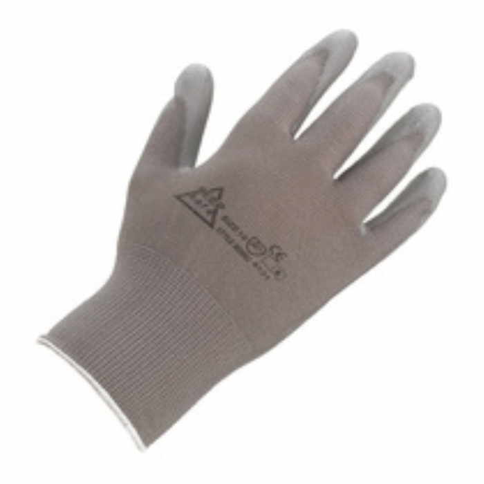 Keep Safe PU Coated Glove - Grey