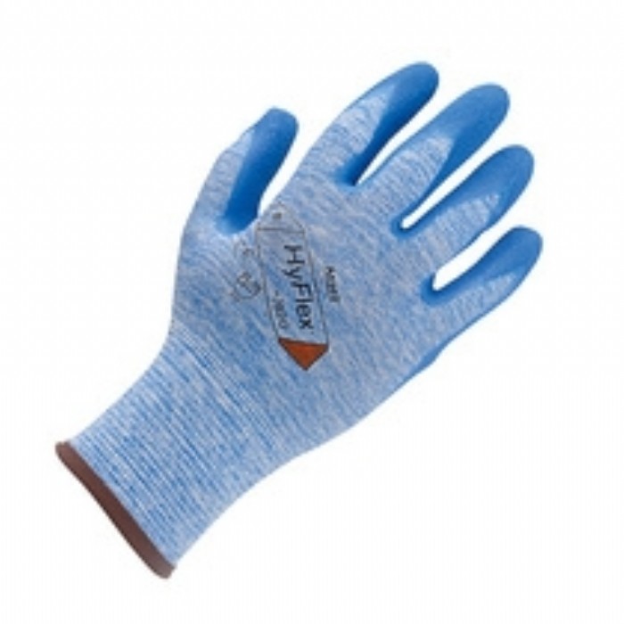 Ansell Hyflex Nitrile Coated Glove